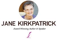 Jane Kirkpatrick Logo