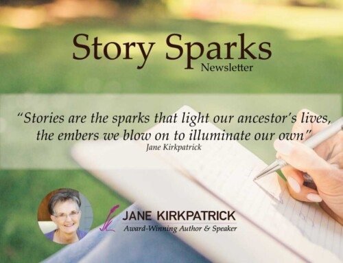 February 2021 Story Sparks
