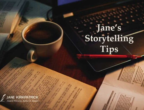 Storytelling Tips – Vexed and Blessed