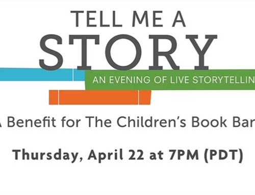 Tell Me A Story Event April 22, 2021